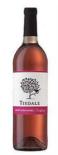 Tisdale White Zinfandel 750ml - Case of 12